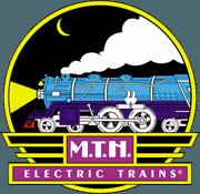 MTH Steam Engines